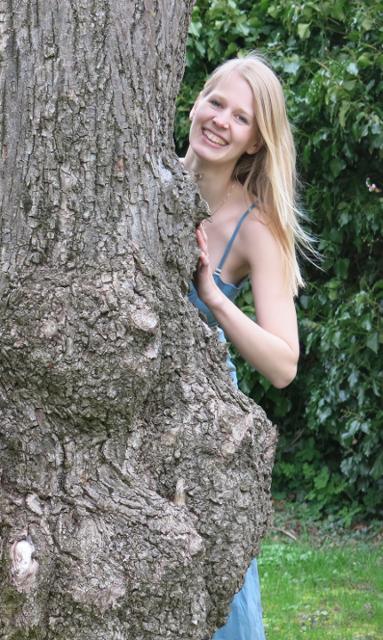 Stephanie Wunsch Harfenistin